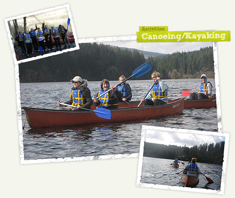 Canadian Canoeing & Kayaking