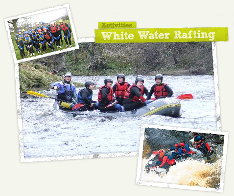 White Water Rafting & Duckies